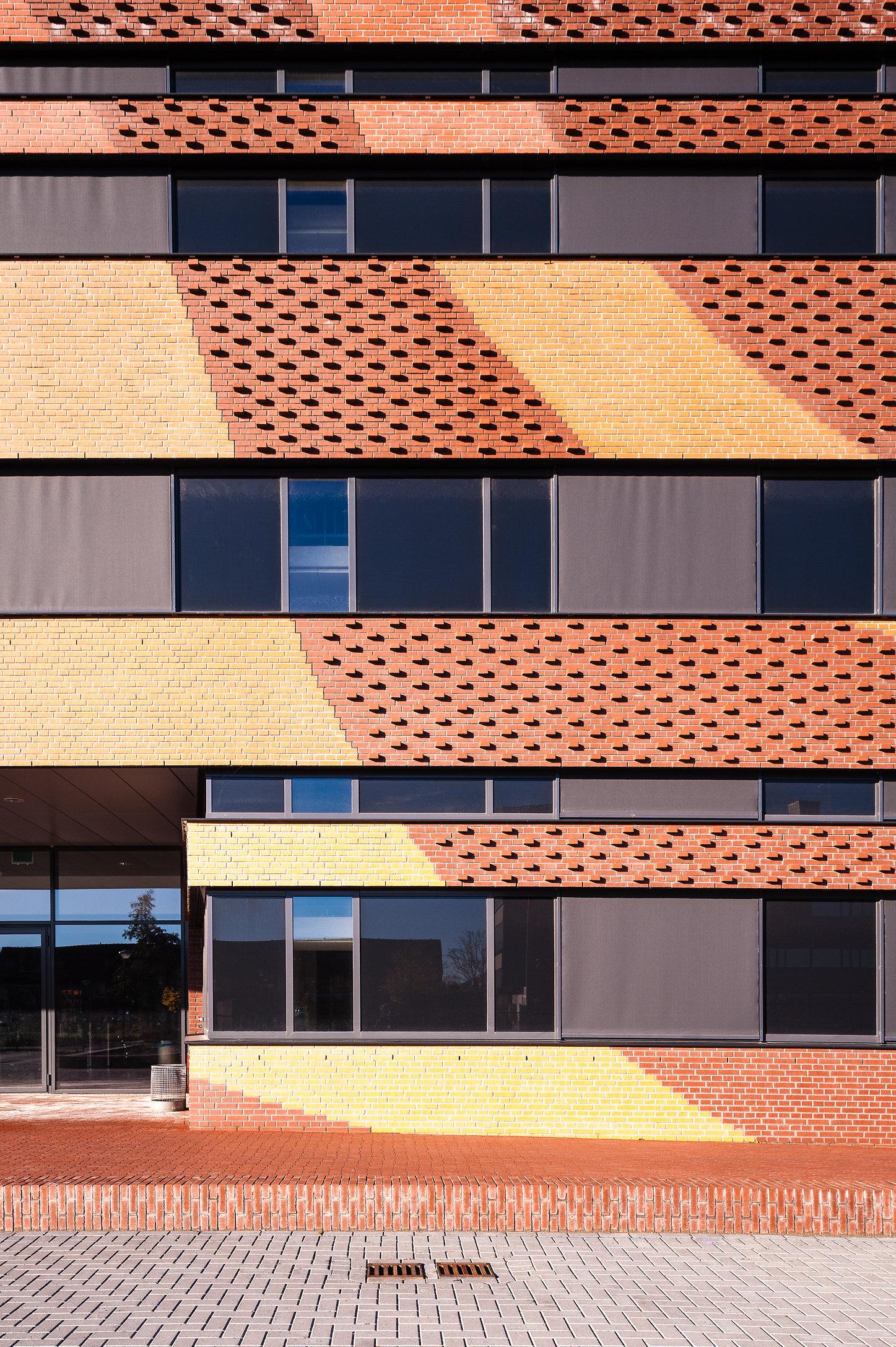 Minkema College, Woerden i.o.v. BAM Utiliteitsbouw regio Utrecht