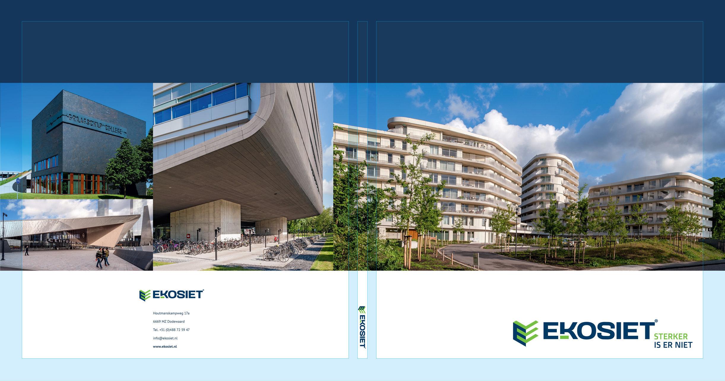 Ekosiet verkoopboek Ontwerp: Stas Communicatie & Ontwerp B.V.