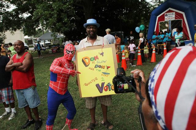 Vote - Wilson NC