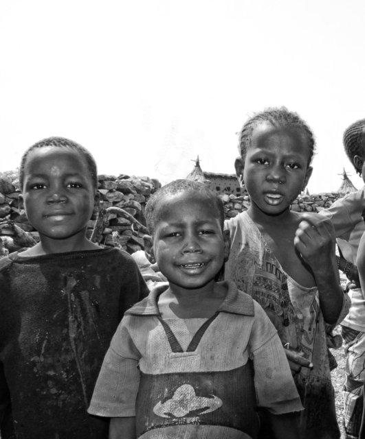 Dogan People, Bandiagara, Mali