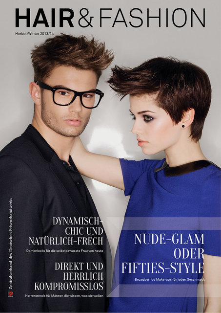 Hair and Fashion AW 13