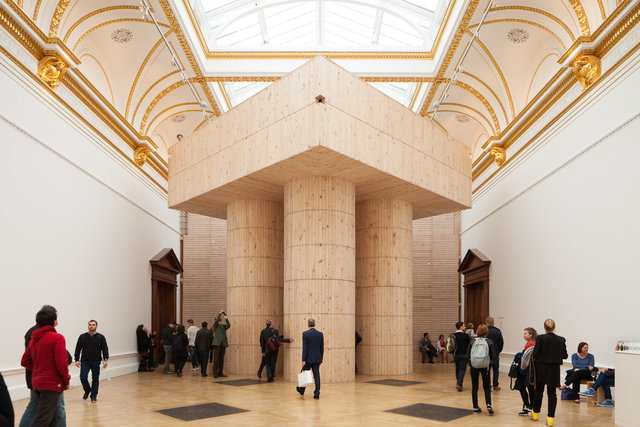 """SENSING SPACES AT THE RA<br><font color=""""a6a6a6""""><u><a href=""""https://www.alex-bland.co.uk/sensing-spaces"""" target=""""_self"""">VIEW PROJECT</a></u></font>"""