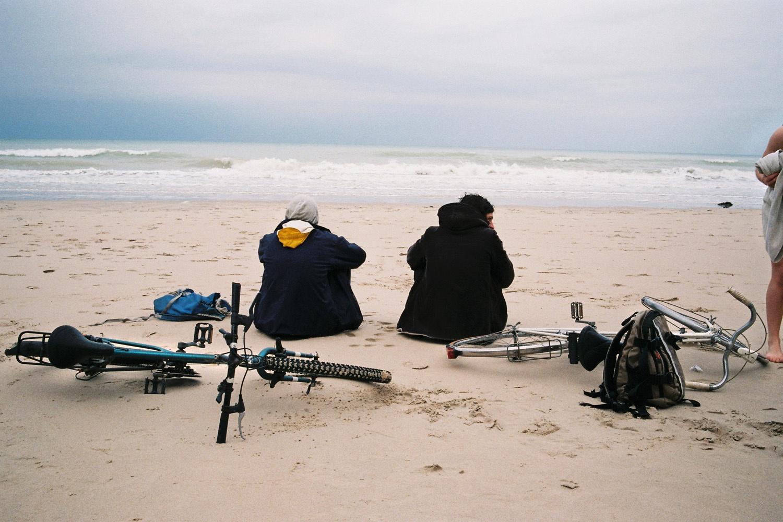 en attendant la marée, varengeville-sur-mer.jpg