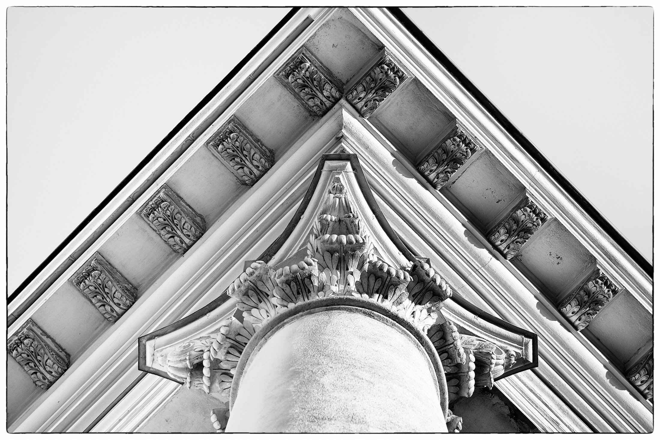 Detail, Cathedral, Helsinki, 2013