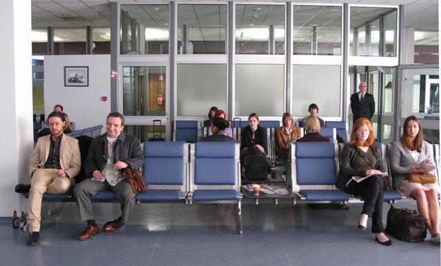 Dressed set - Hamburg Airport