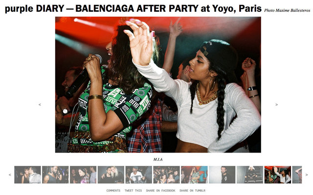 purple DIARY   BALENCIAGA AFTER PARTY at Yoyo  Paris.jpg