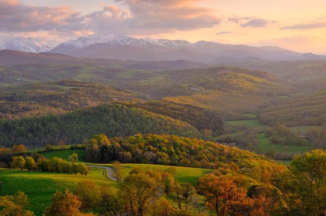 Les Baronnies au pied des Pyrénées, 2008