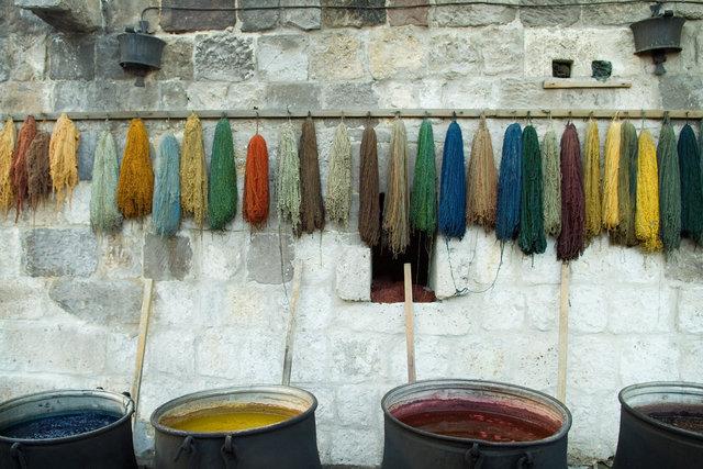 Dyes, Colors & Pigments