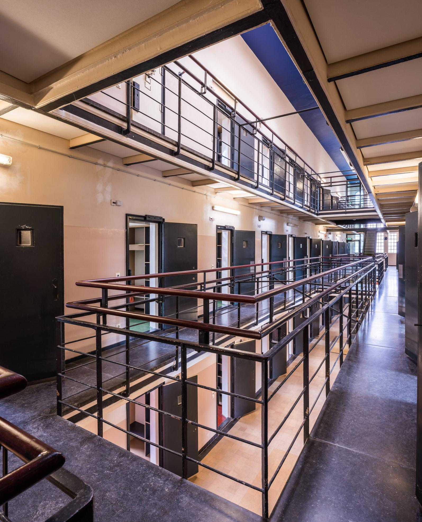 Voormalige penitentiaire Inrichting Wolvenplein