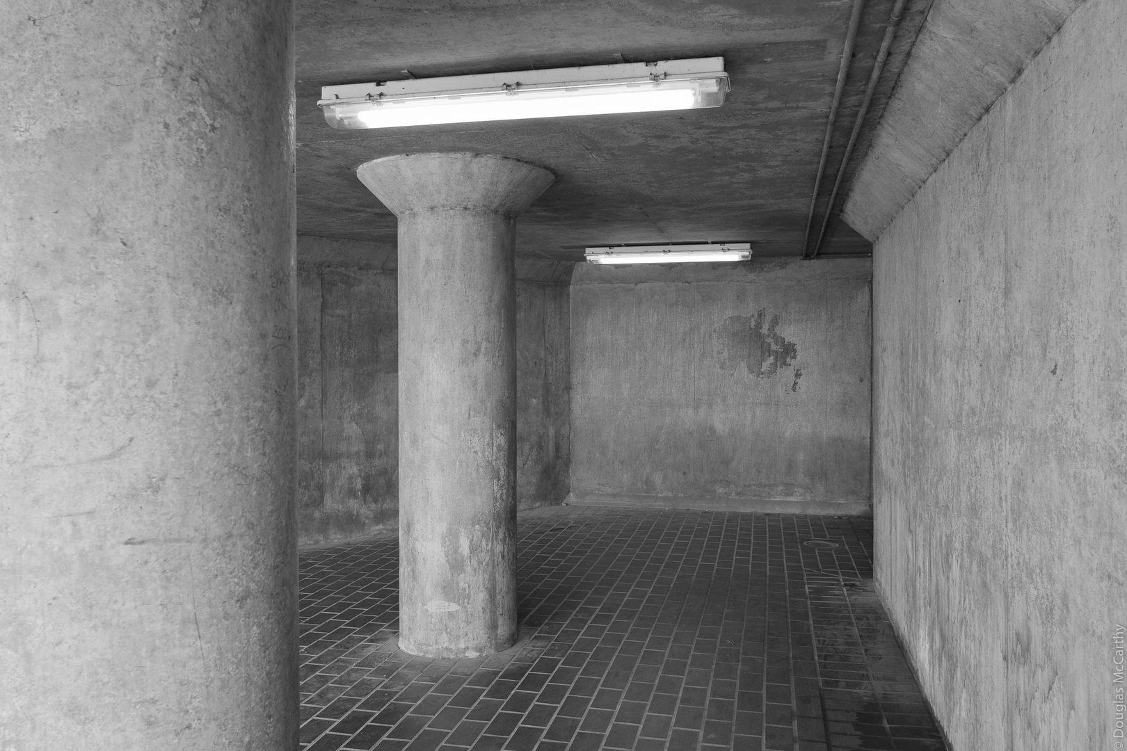 Thames Barrier Underpass V
