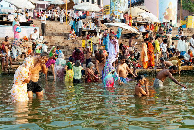 Pilgrimage to Varanasi I
