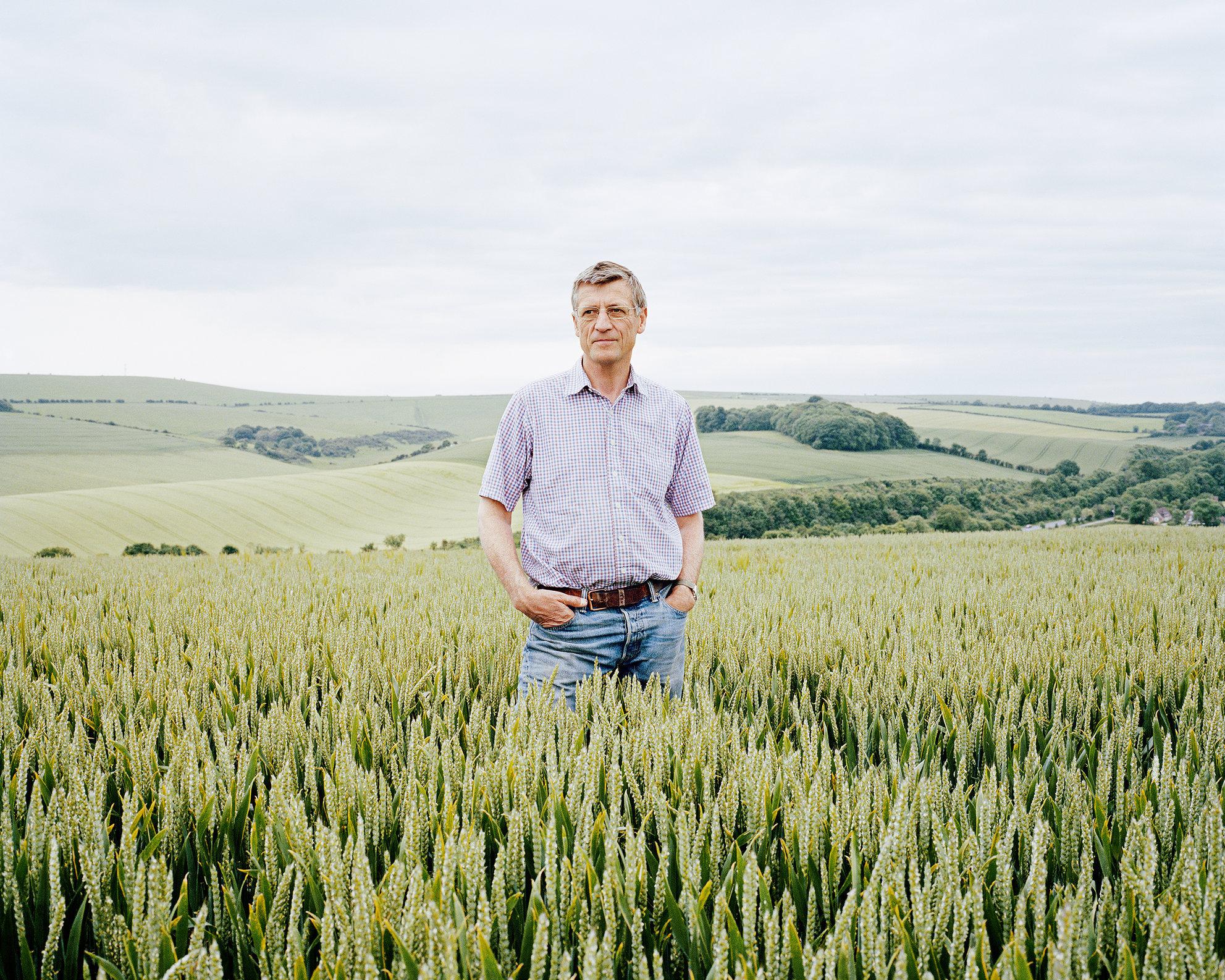 David Taylor, Housedean Farm