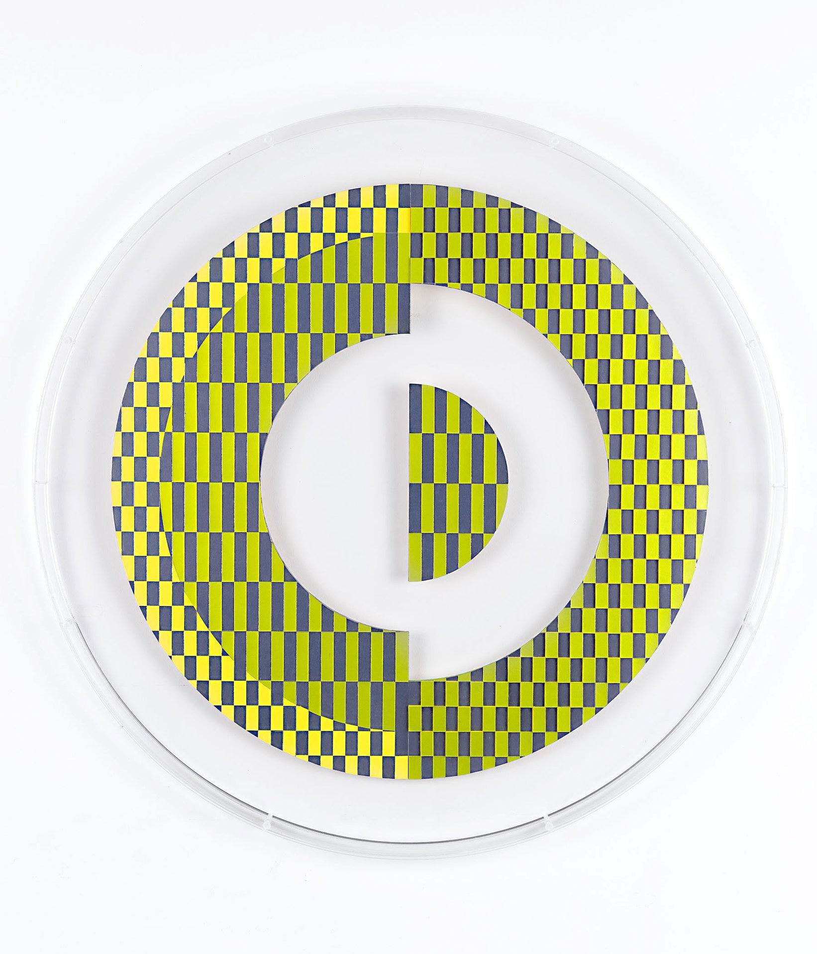 Francoise LUCIANI Cercle-vertjaune-3.-D60cm.jpg
