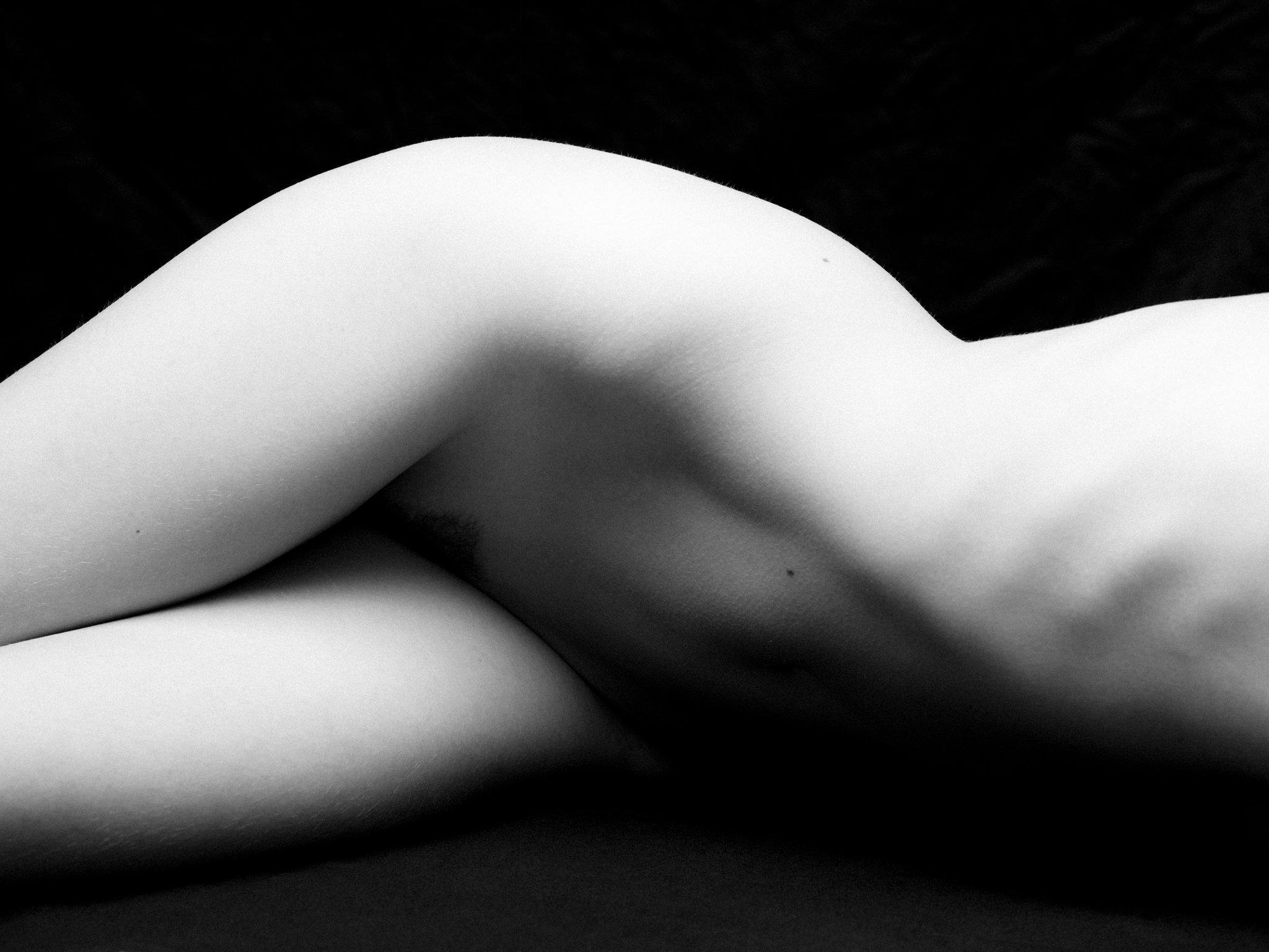 Nude Lines #1. New York, 2013.