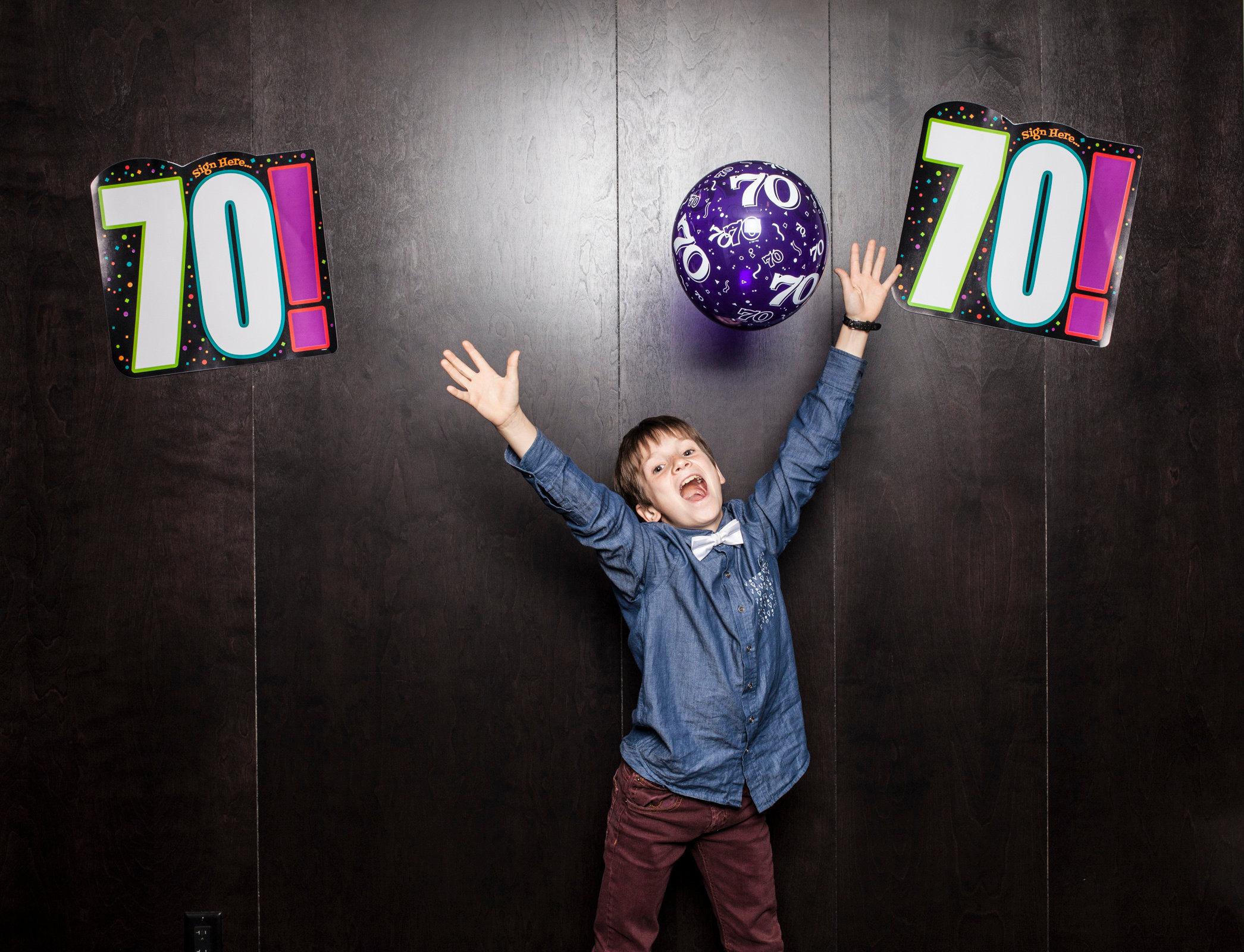 70ièm anniversaire