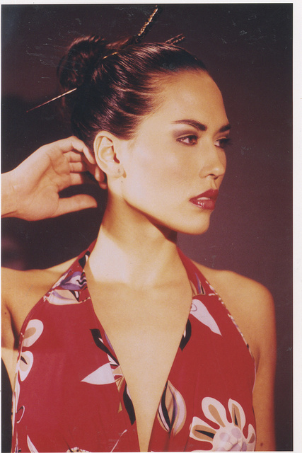 "WENDY BAKER-  FASHION MODEL-   Costarred in  music video ""Careless Whisper"" starring recording artist FRANCISCO DEL."