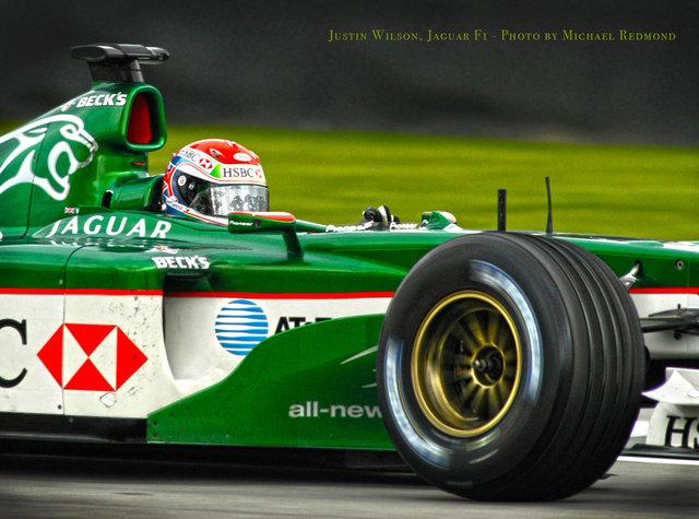 Justin Wilson, Jaguar F1