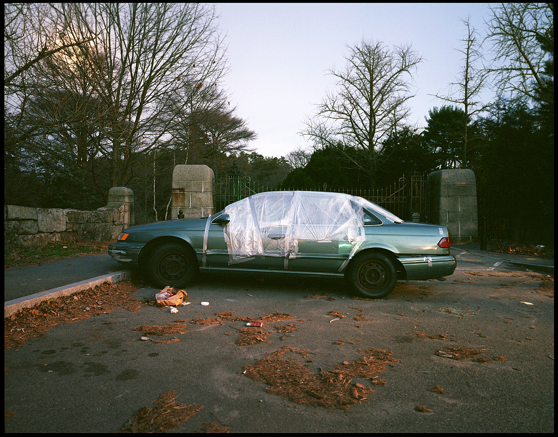 Jamaica Plain, MA (plastic bags)