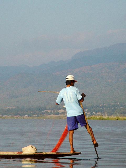 Inle Lake, Myanamr