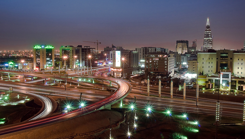 Riyadh Nights