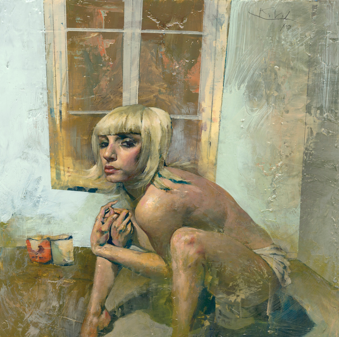 Blonde Natalia, Again