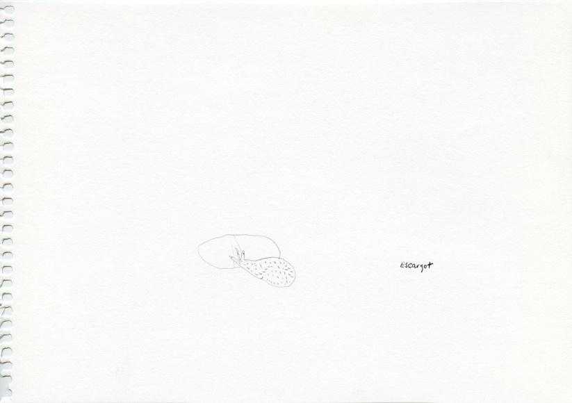 De la nostalgia 6: Escargot