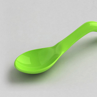 Baby Spoon - Promotion design - 2005