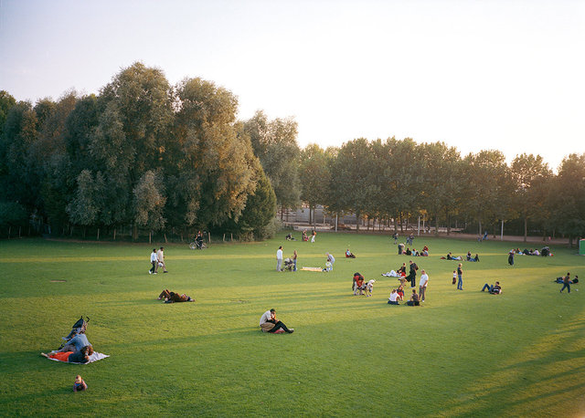Parc de la villette 2/Paris