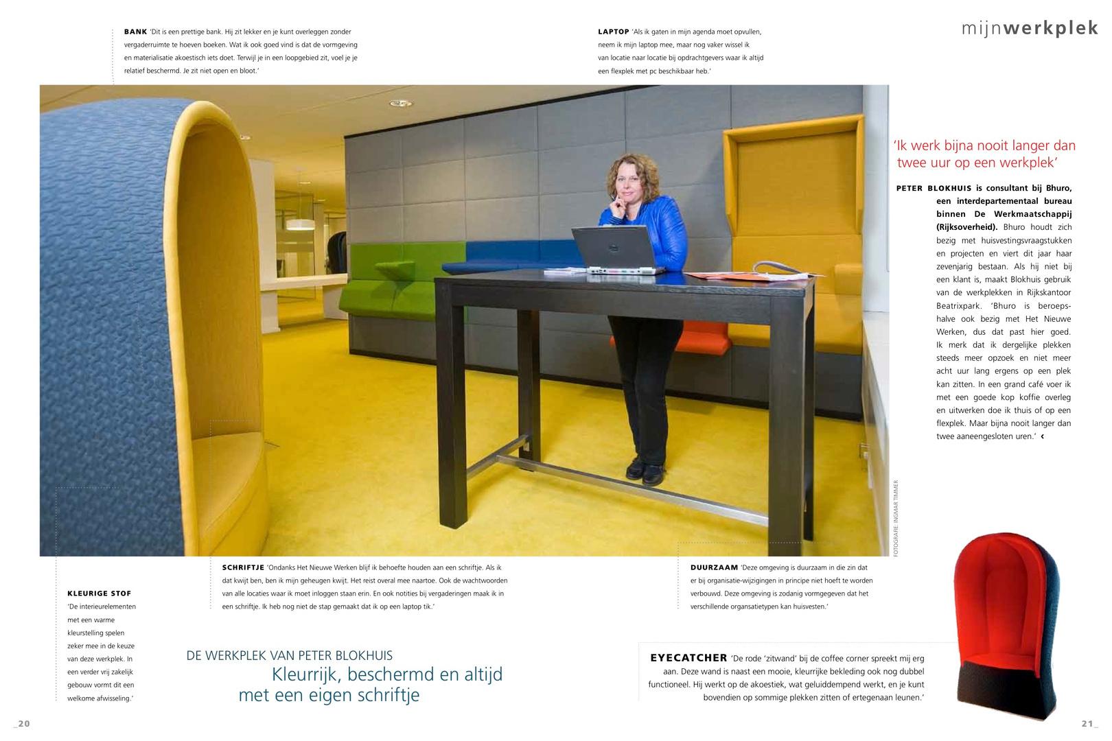 Ahrend Magazine iov Scripta Media
