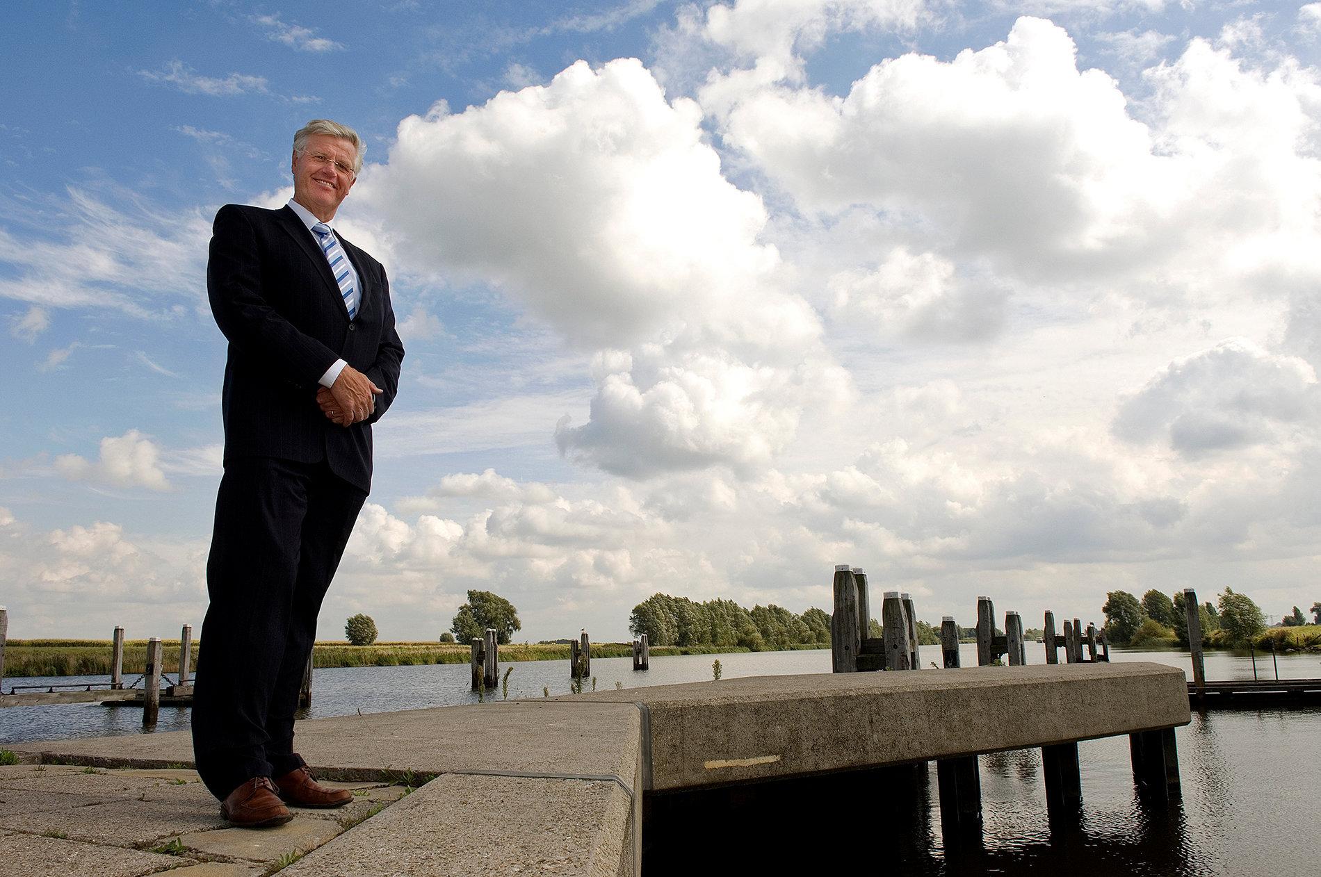 Joseph Vos Burgemeester Gemeente Steenbergen