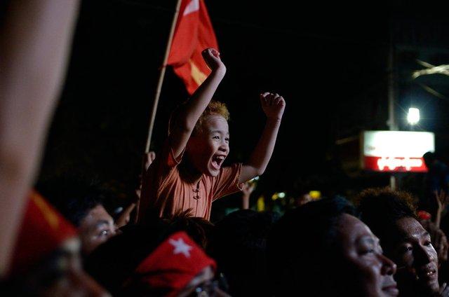 Celebration - Burma