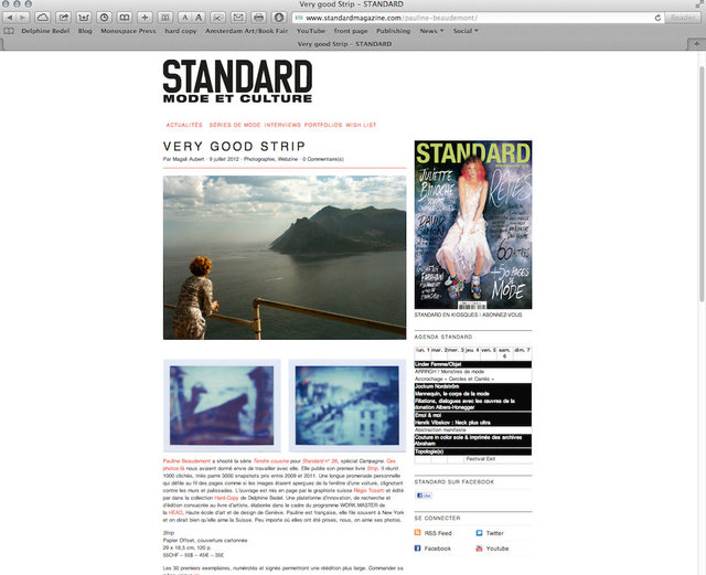 STANDARD, 2012