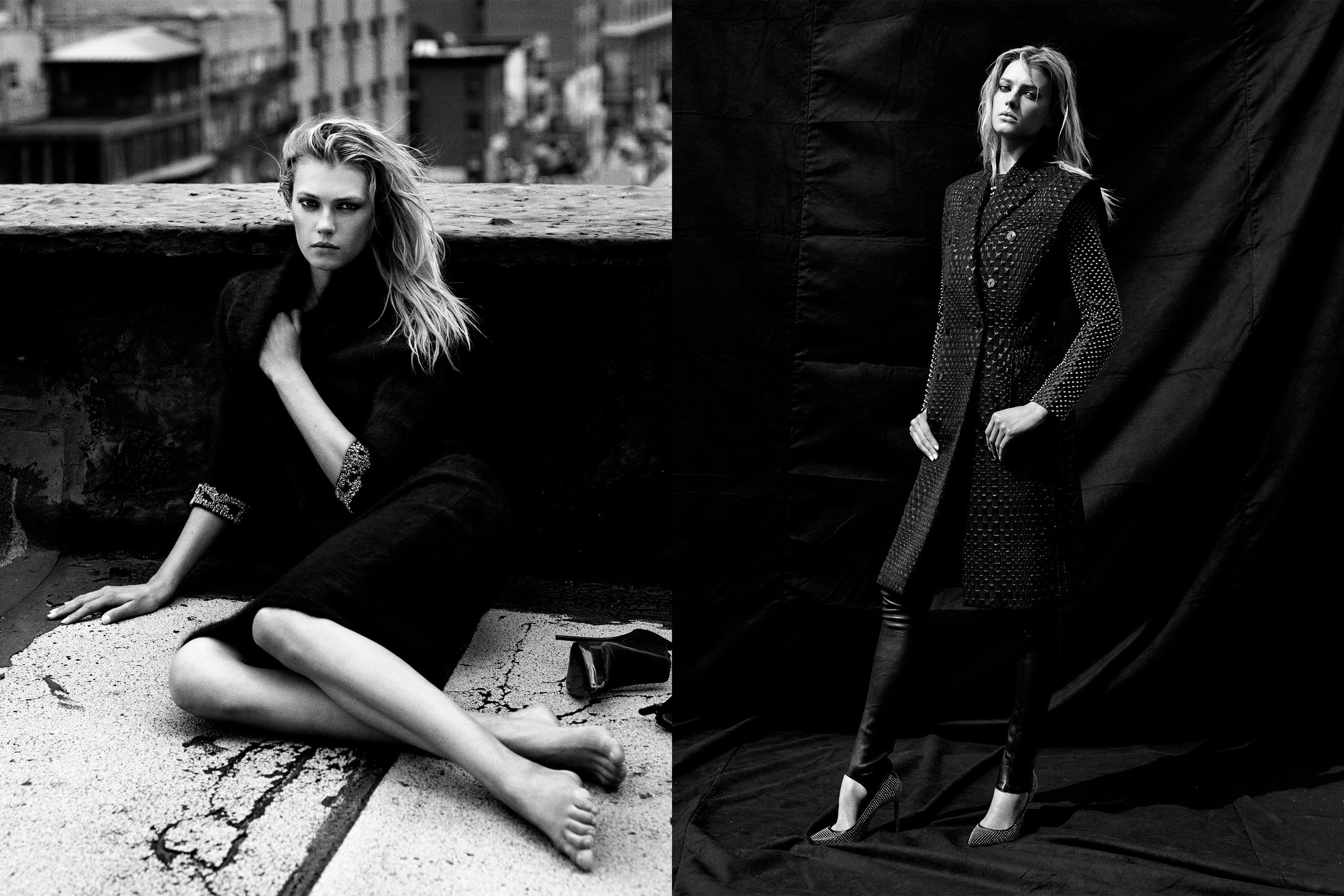 L'Express Styles. Sigrid Agren. One Woman Show, September 2013