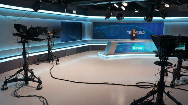 TRT World London Bureau