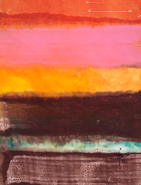 Rio Chama, Monotype 20 x 16 in $500.00