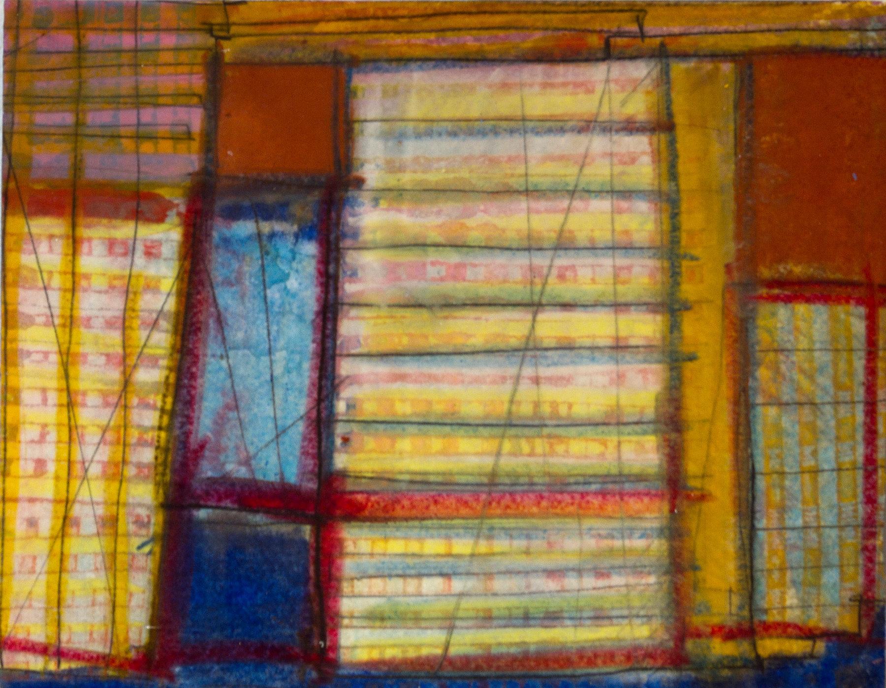 City Lights 11 x 14 Sold