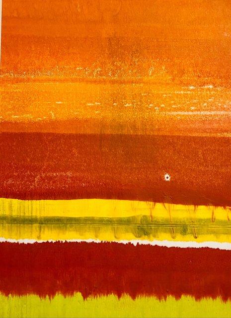 La Huerta, NM Monotype 14x 11 in $400.00