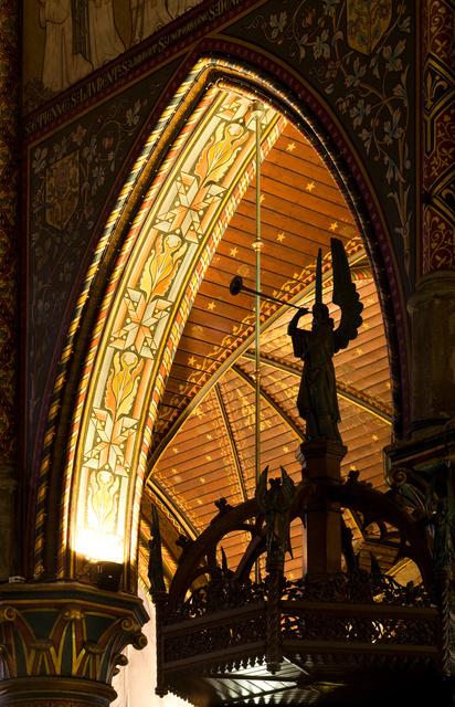 Eglise Saint-Joseph, à Roubaix // Architecte: J-B Béthune // Client: Ville de Roubaix.