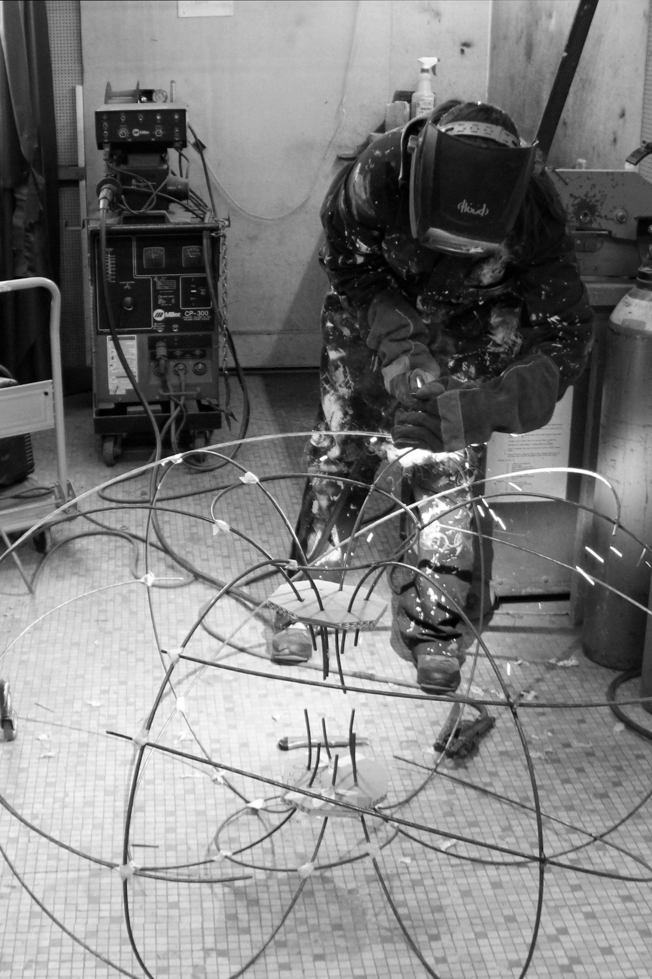 Welding of Endless Cycle