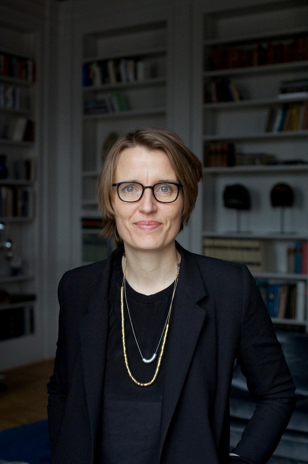 Swantje Karich, Blau Magazine