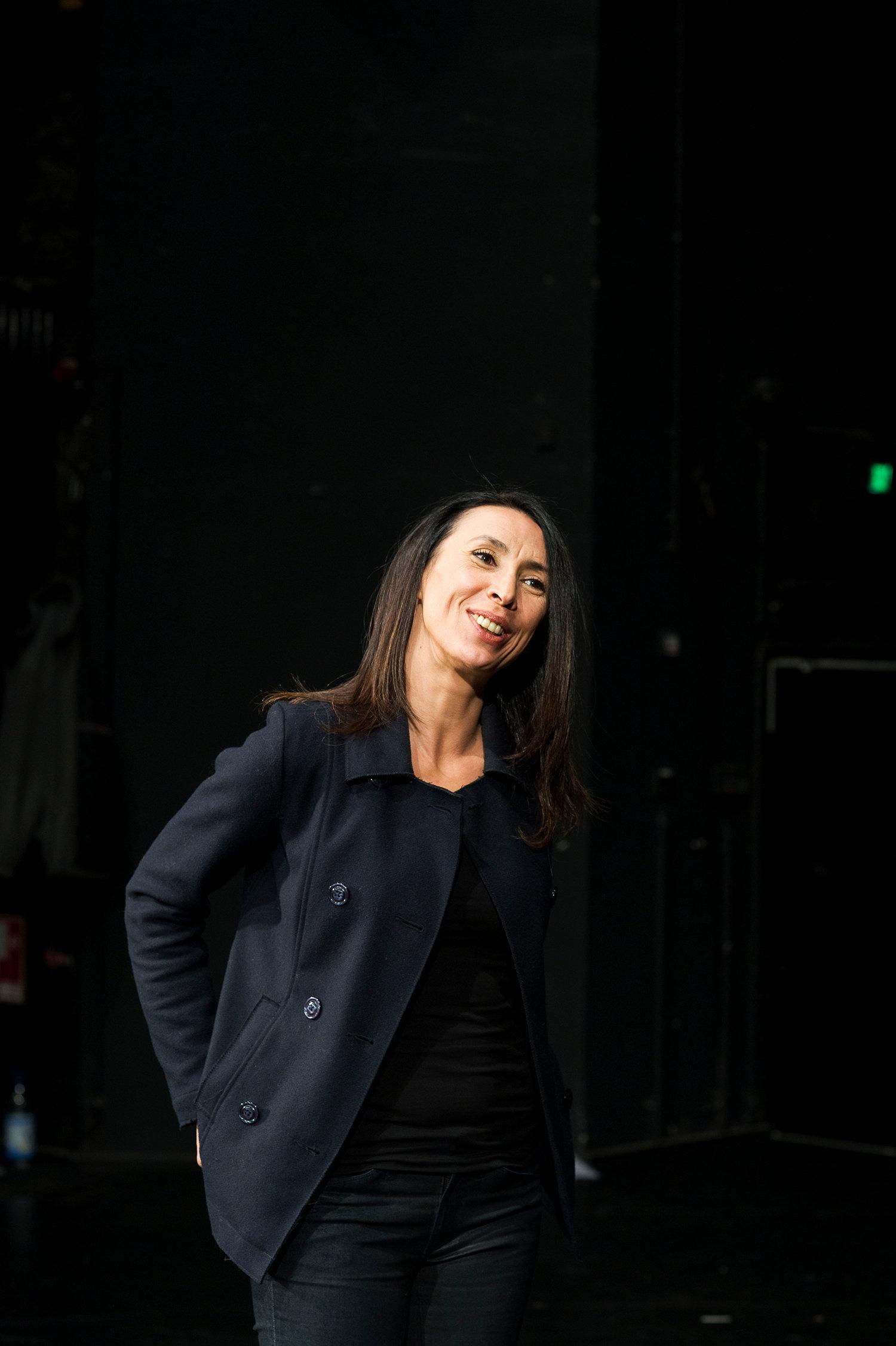 Shermin Langhoff, Director Maxim Gorki Theatre
