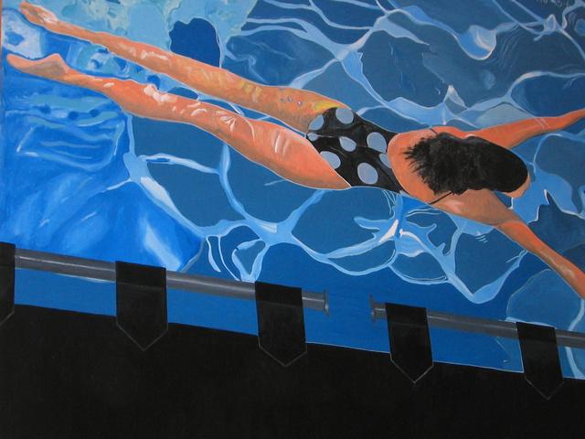 Swimming Beauty, 2003