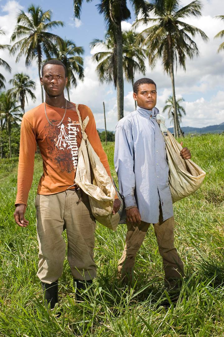 Zaaiers in Dominicaanse Republiek voor FMO