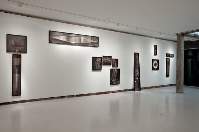 Installation View, Arthur Roger Gallery, 2013