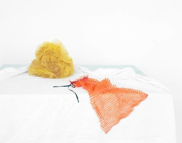 Yellow Net, Orange Net, c 2013