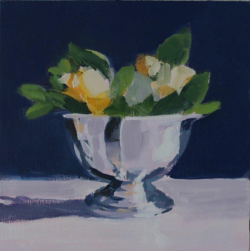 Sugar Bowl Roses