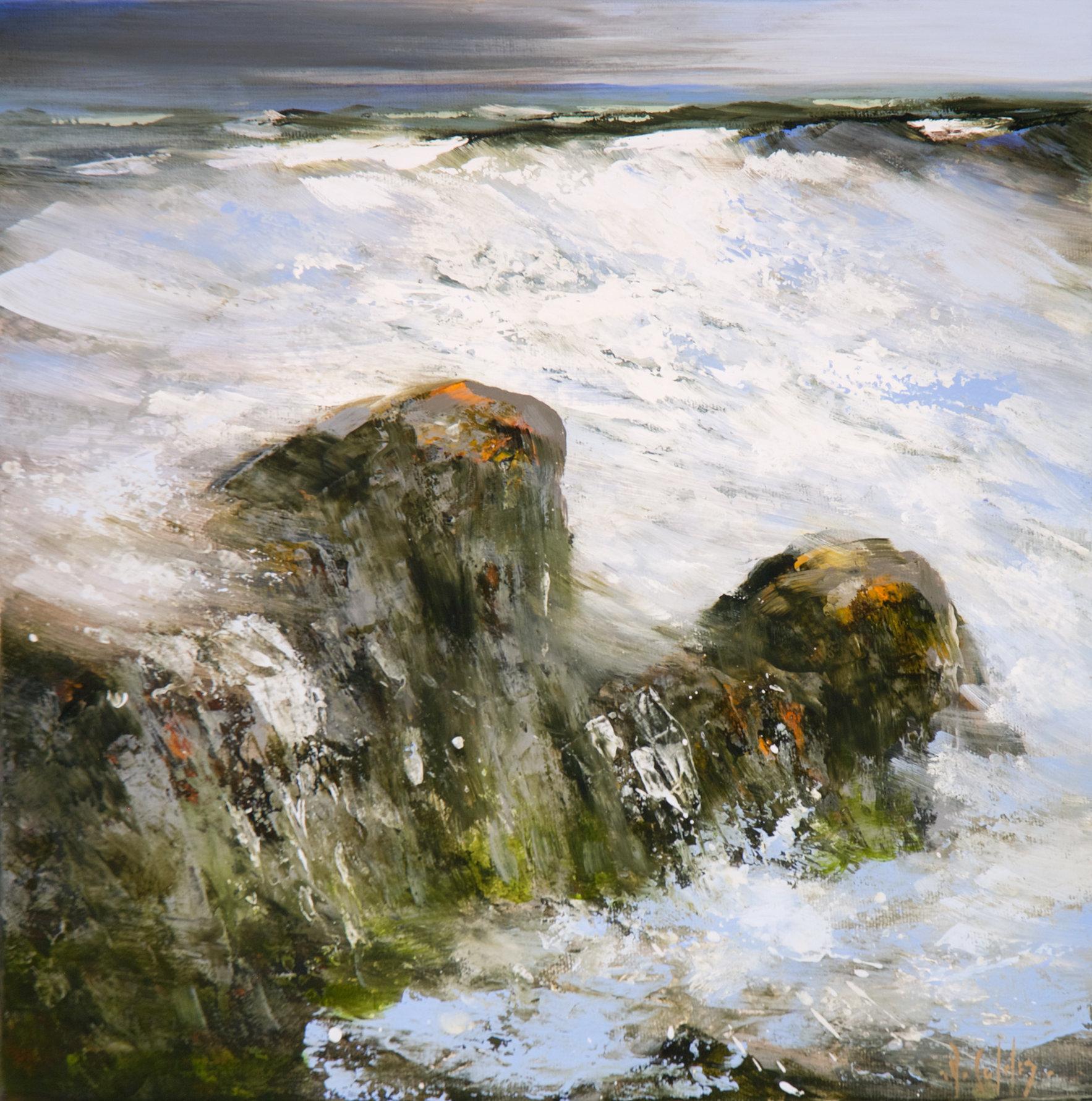 Réal Calder - Contre vents et marées