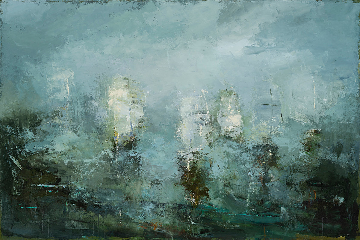 France Jodoin - The River is with Us, The Sea is All About Us