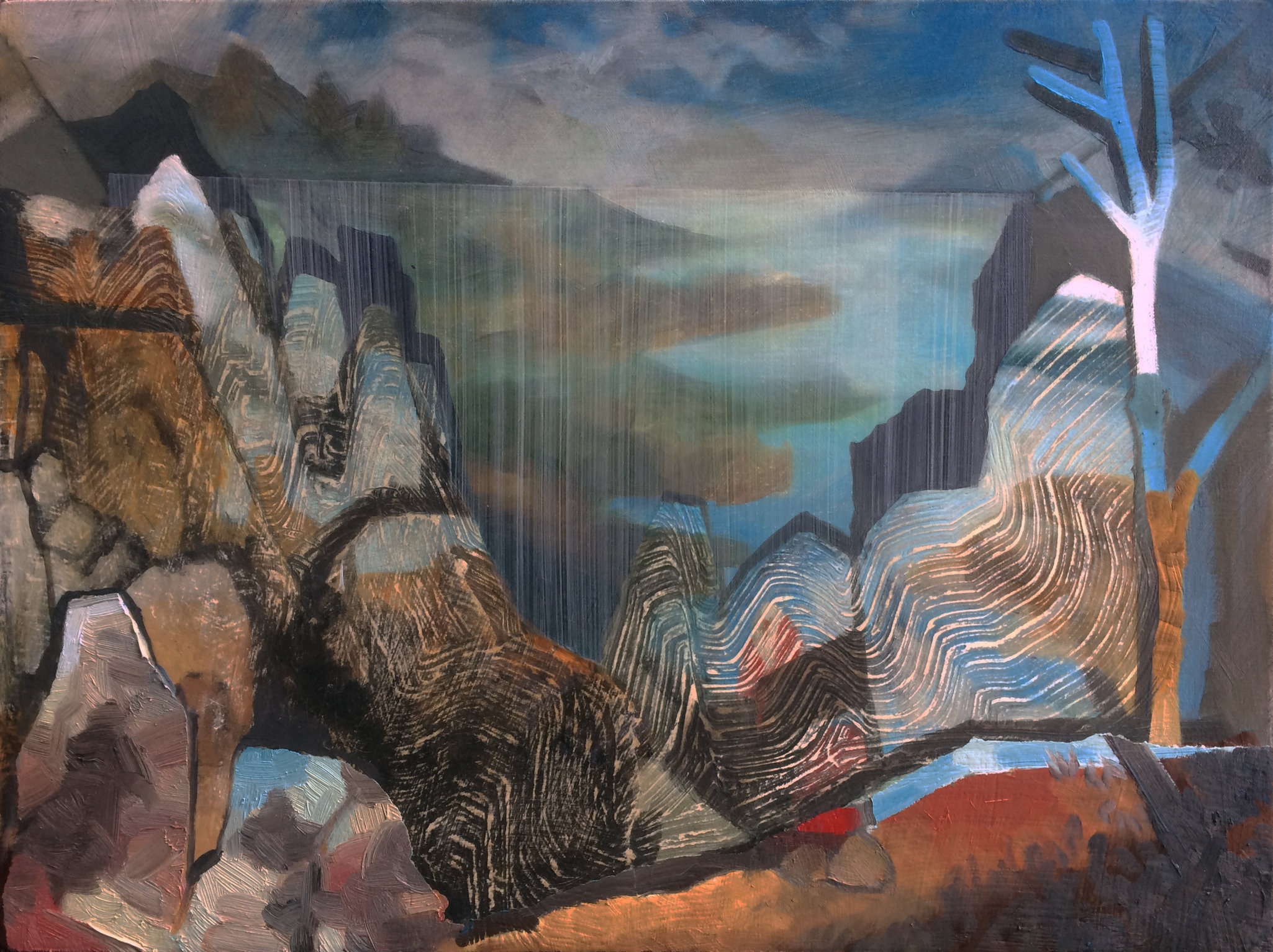 Landscape with the Flight into Egypt 2