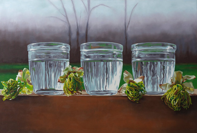 4 Chestnut Buds 3 Jelly Jars